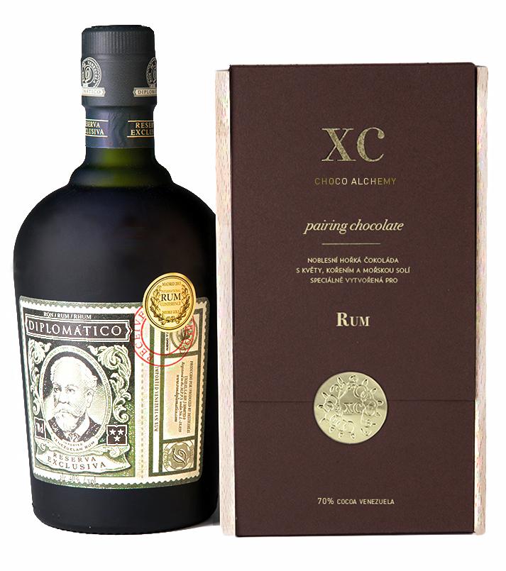 XC kompiplo a Rum