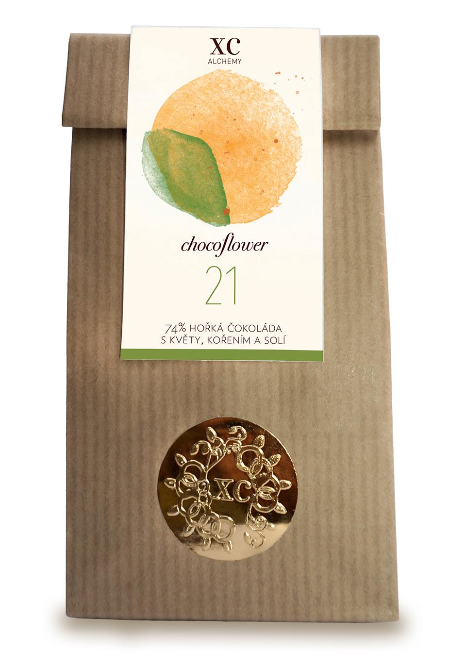 xc chocoflower 21 pure L