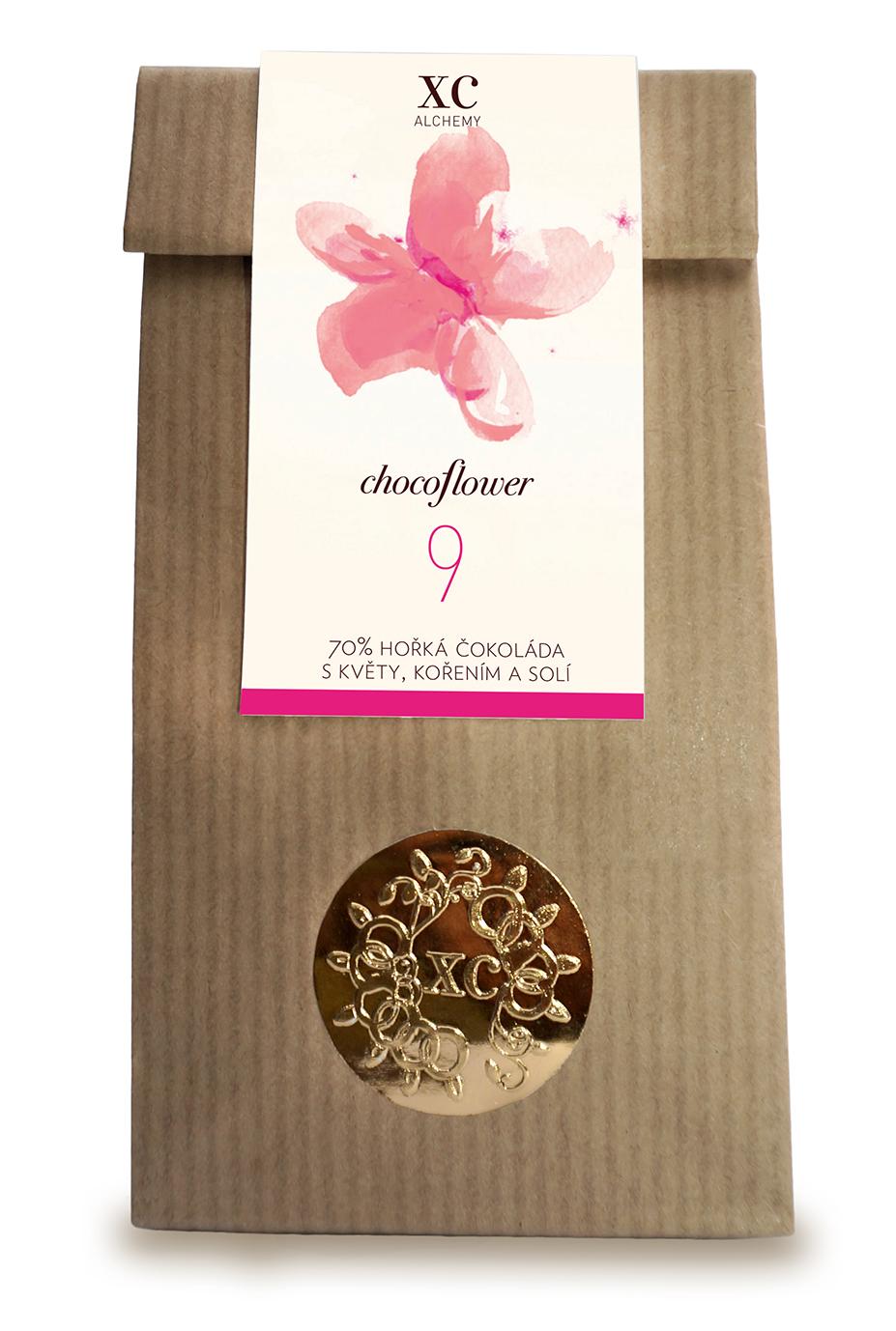 xc chocoflower 9 pink L